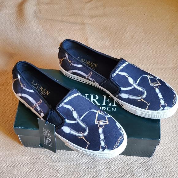 Ralph Lauren Jinny Sneakers
